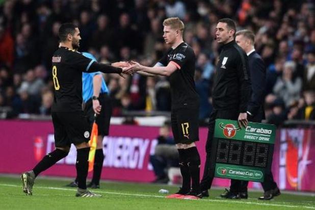 Premier League-clubs mogen oefenwedstrijden spelen voor herstart