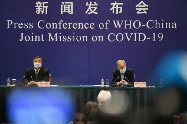 """""""Geen aanwijzingen dat virus voor december 2019 in Wuhan circuleerde"""""""