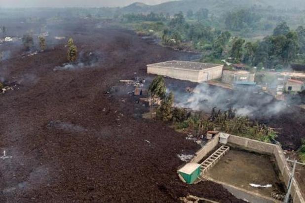 Volcan Nyiragongo: toujours de fortes secousses à Goma