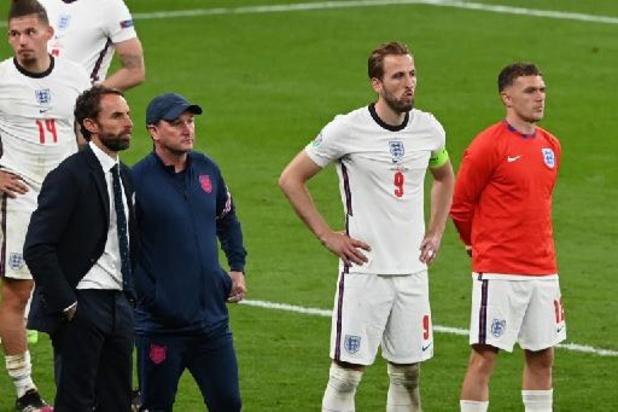 """Euro 2020 - Southgate assume le """"pari"""" perdu de l'Angleterre aux tirs au but"""