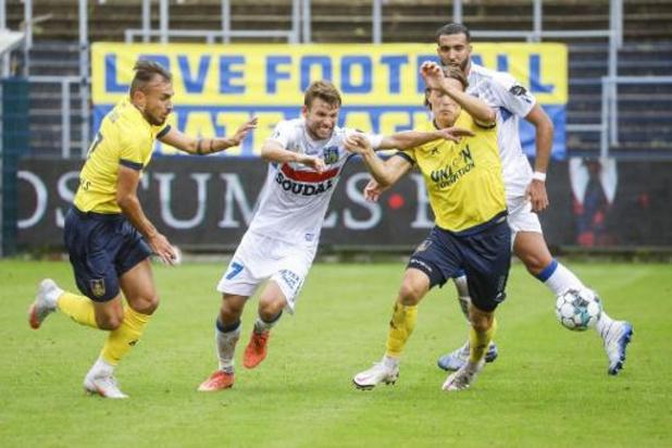 1B Pro League - Union en Westerlo komen niet tot scoren