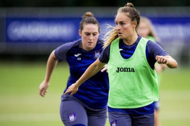 Le championnat féminin de football débute vendredi sous une nouvelle formule
