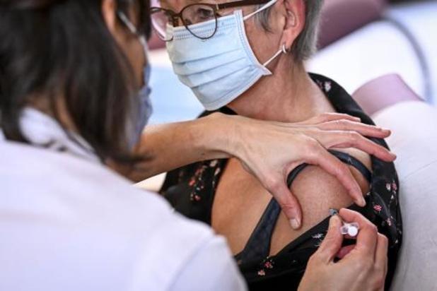 Zorgverleners willen prioritair worden gevaccineerd