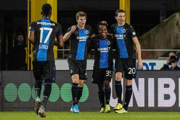 Jupiler Pro League - Club Brugge freewheelt naar 3-0 zege tegen KV Mechelen