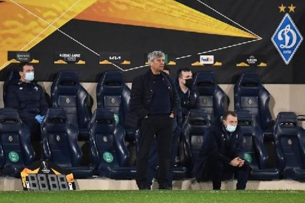 Sacré champion d'Ukraine, le Dynamo Kiev stoppe le règne du Shakhtar Donetsk