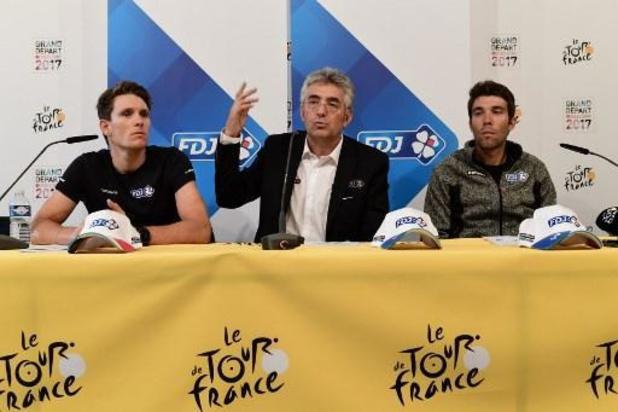 Thibaut Pinot et Arnaud Démare pour trois ans de plus chez Groupama-FDJ