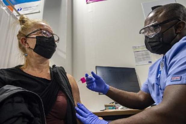 Coronavirus - États-Unis: un Américain adulte sur deux pleinement vaccinés