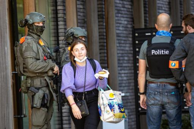 Verdachte gearresteerd na dreiging Vives Kortrijk
