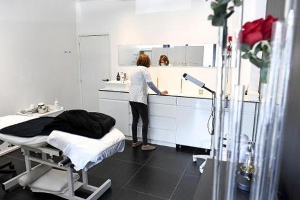 Beautysector vol vertrouwen opnieuw aan het werk