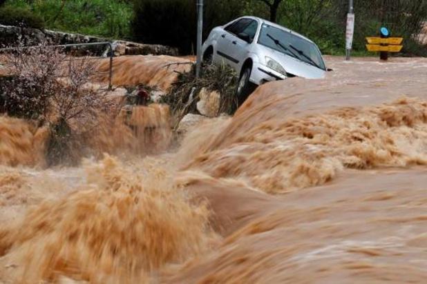Israël se prépare à de nouvelles pluies après des inondations meurtrières