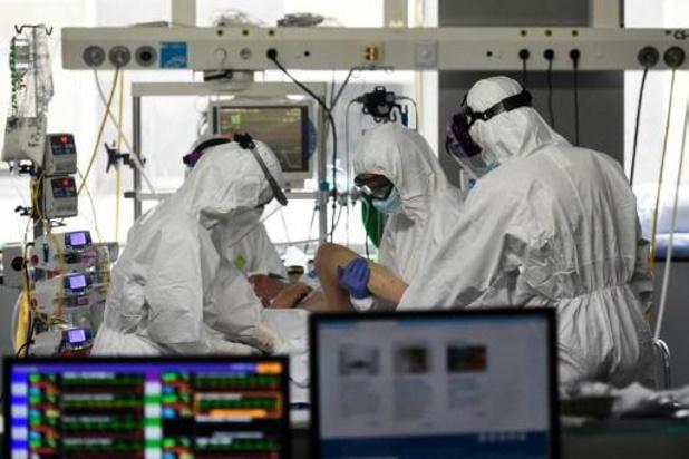 Meer dan 2,5 miljoen besmettingen in Europa