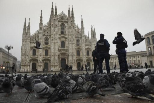 Coronavirus - Kathedraal van Milaan gaat weer open voor publiek
