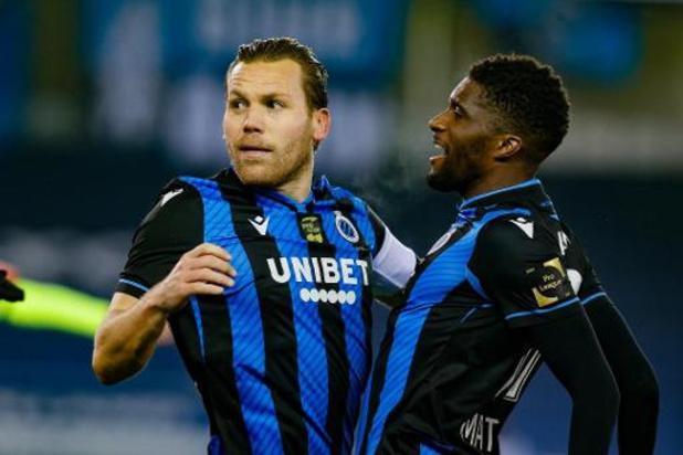 Croky Cup - Standard - Club Brugge is de topaffiche in kwartfinales