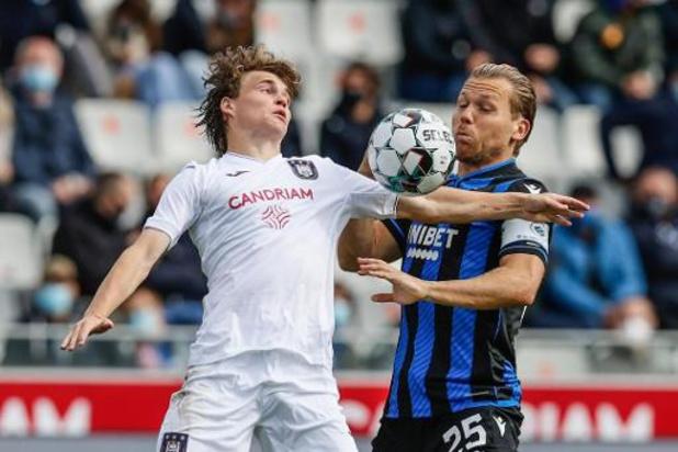 Anderlecht prolonge le contrat du jeune Kristian Arnstad