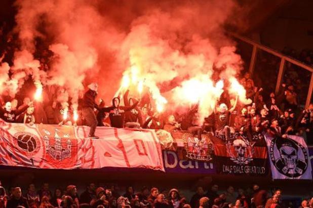 """Jaar geen pyro of match achter gesloten deuren voor Antwerp: """"Klap voor fans"""""""