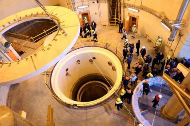 """L'accord sur le nucléaire iranien doit rester une """"priorité"""", selon Moscou"""