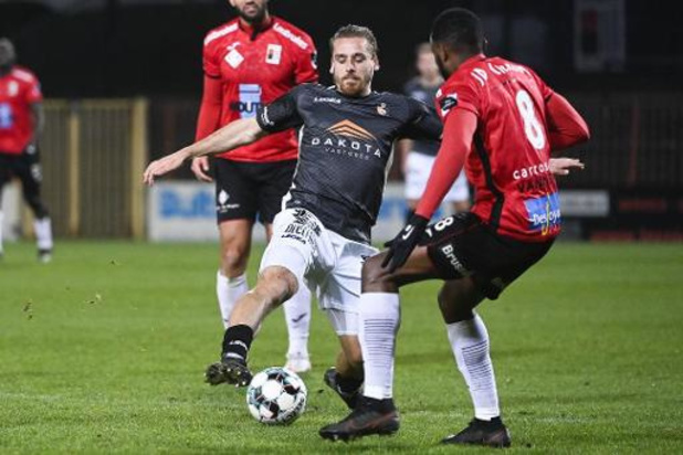 1B Pro League - Le RWDM et Deinze partagent (1-1) et font du surplace