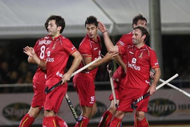 JO 2020 - Les Red Lions, déjà en grande forme, battent l'Irlande 6-0 en match amical à Wavre