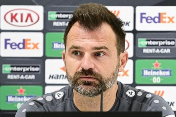 """Leko kijkt uit naar clash met Tottenham: """"Niet nerveus, wel enthousiast en gemotiveerd"""""""