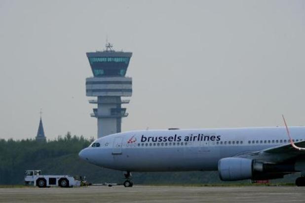Vliegtuig Brussels Airlines maakt rechtsomkeer wegens technisch probleem