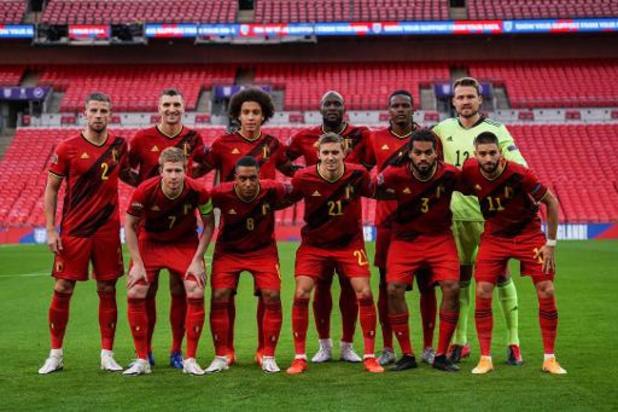 Duivels kunnen woensdag leidersplaats op FIFA-ranking verliezen bij nederlaag