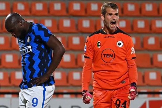 Belgen in het buitenland - Inter kan opnieuw niet winnen, Juventus profiteert van misstap AC Milan