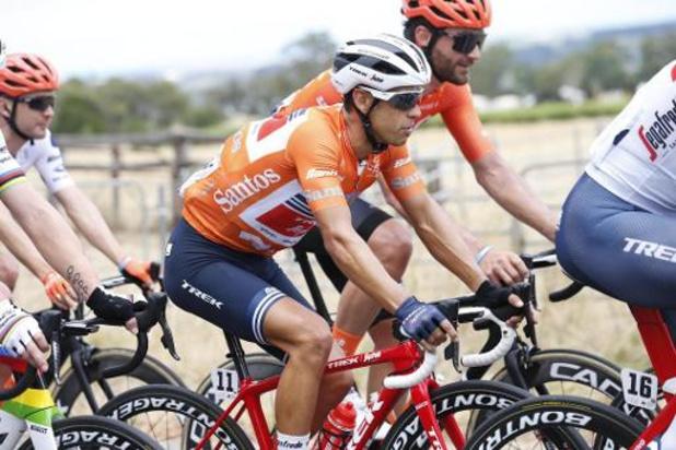 Tour Down Under - Matthew Holmes remporte la 6e étape, Richie Porte vainqueur de la compétition