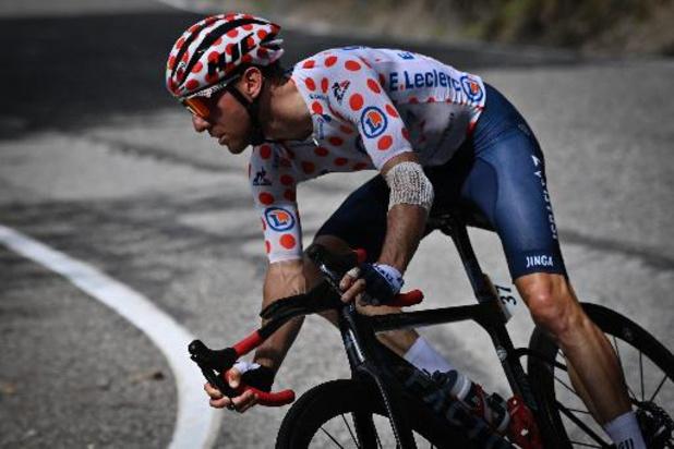Michael Woods et Miguel Angel Lopez ne prennent pas le départ de la 19e étape