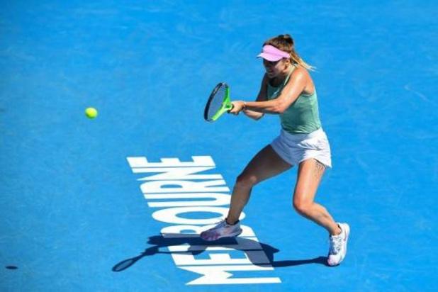 WTA Gippsland Trophy - Elise Mertens in kwartfinale tegen Elina Svitolina