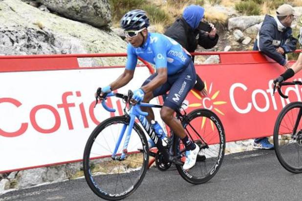 Ronde van de Haut-Var: Dagwinst voor Bernard, eindwinst voor Quintana