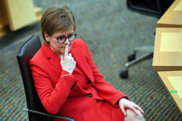 Onderzoekscommissie besluit dat Schotse premier het parlement heeft misleid