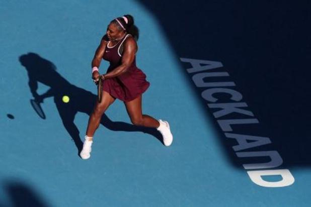 Le tournoi d'Auckland, échauffement de l'Open d'Australie, annulé à cause du Covid-19