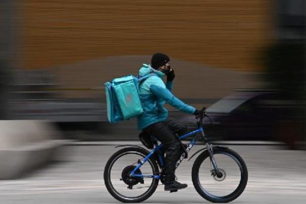 Deliveroo breidt uit naar vijf bijkomende Vlaamse steden en gemeenten