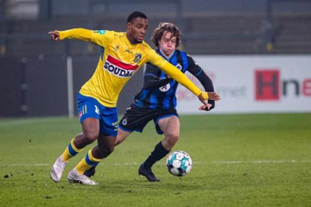 1B Pro League - Vainqueur au RWDM, Seraing conforte sa deuxième place
