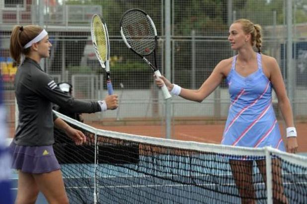 Prague accueillera un tournoi de tennis féminin en août avec 2.000 spectateurs