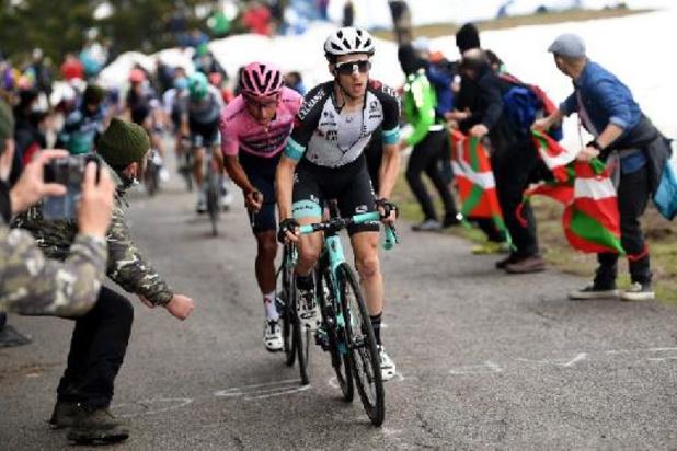 """Tour d'Italie - Simon Yates a """"de meilleures jambes"""" qu'en première semaine"""