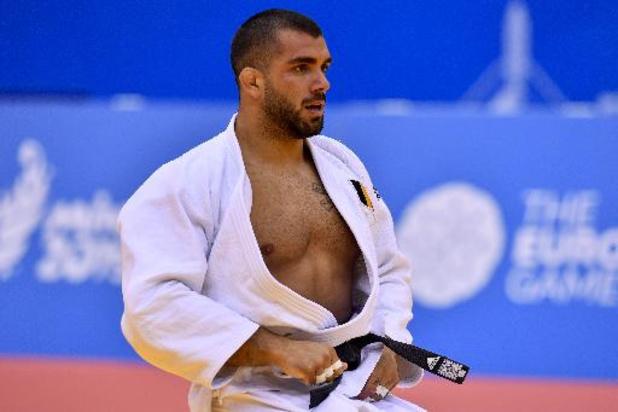 Championnats d'Europe de judo - Toma Nikiforov bat le N.1 mondial sur ippon et devient champion d'Europe pour la 2e fois
