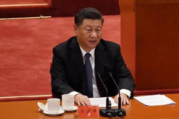 La Chine félicite Biden pour son élection