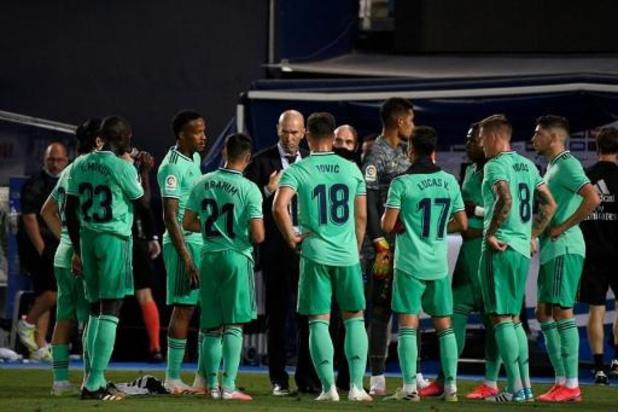 Belgen in het buitenland - Belgenloos Real sluit af met gelijkspel bij Leganés, Messi breekt records
