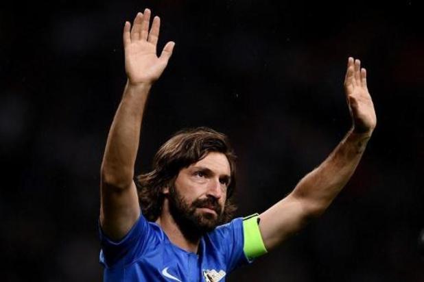 Helpt Pirlo Juventus wél aan de CL?