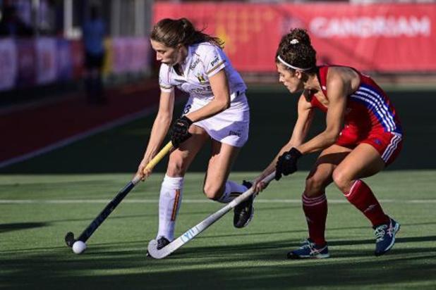 Red Panthers spelen 1-1 gelijk tegen Groot-Brittannië