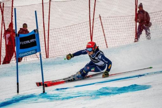 Brignone remporte le géant de Courchevel, Shiffrin très loin