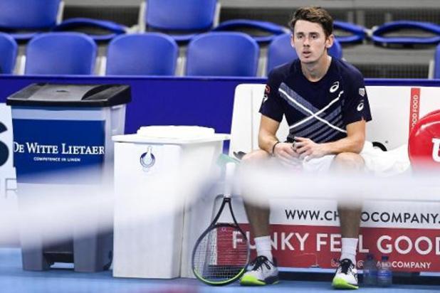 European Open - De Minaur plaatst zich ten koste van Dimitrov voor finale