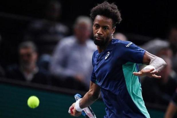 ATP Paris-Bercy - Gäel Monfils en quarts et à une seule victoire de la qualification au Masters
