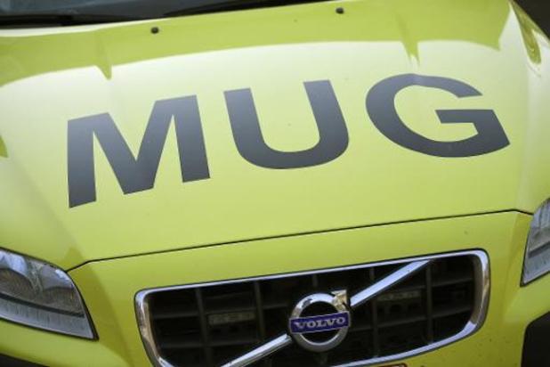 Man overleden na ongeval met paramotor in Vrasene