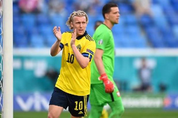 Euro 2020 - Forsberg élu homme du match Suède-Pologne