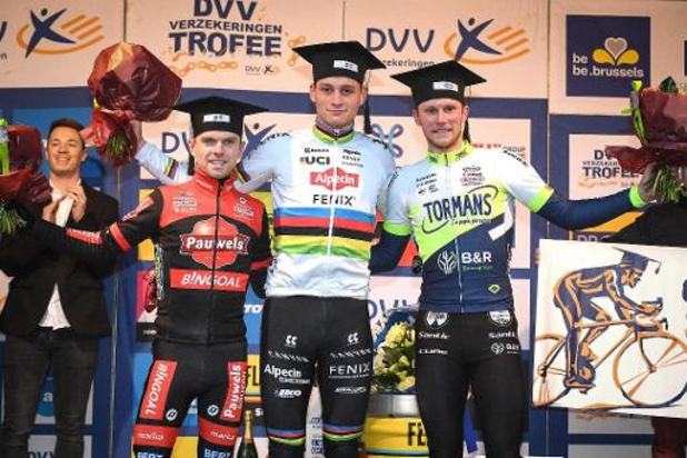 """Trophée AP Assurances - Iserbyt veut """"réaliser la course de sa vie"""" pour remporter le championnat de Belgique"""