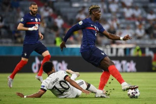 Euro 2020 - Paul Pogba désigné Homme du Match pour France/Allemagne