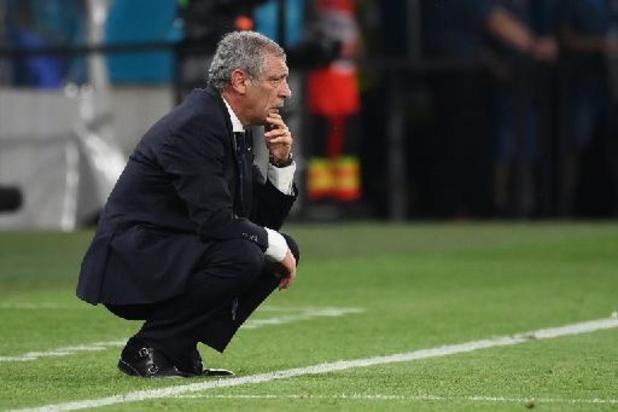 """Euro 2020 - Le Portugal """"sait ce qu'il faut faire pour gagner"""", estime Santos"""