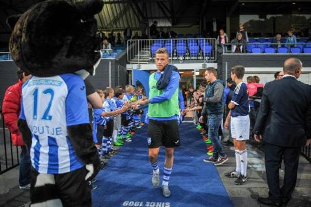 Dario Van den Buijs quitte les Pays-Bas pour rejoindre le Beerschot